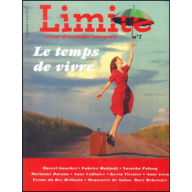 Revue limite 7 – Le temps de vivre