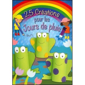 25 créations pour les jours de pluie – Editions Cedis