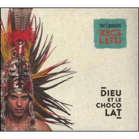 CD Dieu et le chocolat - Vinz le Mariachi