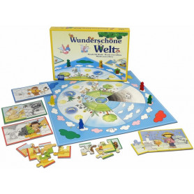 Jeu Monde Merveilleux - 71233