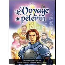 Manga Le voyage du pélerin