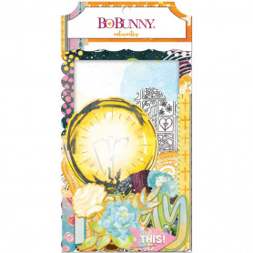 Die-cuts Faith 51pc - Bo Bunny Noteworthy