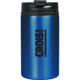 Mug Isotherme Crois ! bleu - 755142