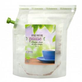 Sachet de préparation thé aux fleurs et fruits Chaque chose en son temps - 79608