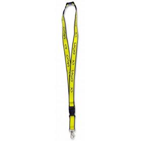 Dragonne tour-de-cou Ichthys jaune fluo - 753509