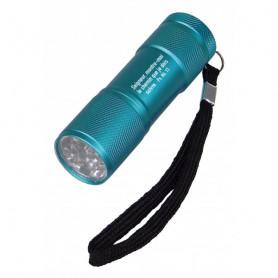 Lampe de poche LED Seigneur montre-moi le chemin - bleu – 715522