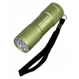 Lampe de poche LED Seigneur montre-moi le chemin - vert – 715523
