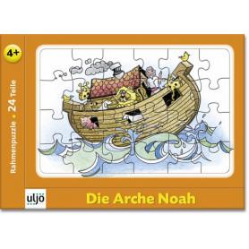 Mini-puzzle Arche de Noé 24 pièces - 71197