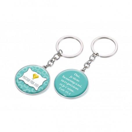 Porte-clés Précieux pour Dieu - 1 pièce - 8629