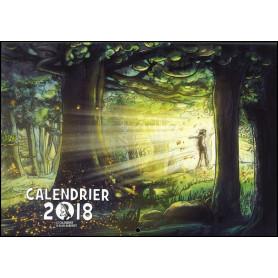 Calendrier Auderset 2018