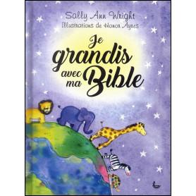 Je grandis avec ma Bible – Editions LLB