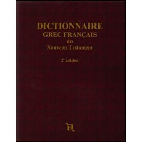 Dictionnaire Grec/Français du Nouveau Testament - 2ème édition – Jack Cochrane