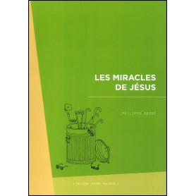 Les miracles de Jésus – Philippe André