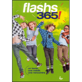 Flashs 365 ! – Editions LLB