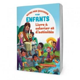 Notre pain quotidien pour enfants - Livre à colorier et d'activités