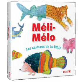 Méli-Mélo - Les animaux de la Bible – Editions Bibli'O