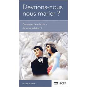 Devrions-nous nous marier ? – Livret CCEF - Impact