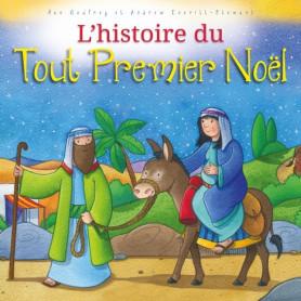 L'histoire du tout premier Noël – Editions Cedis
