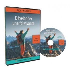 DVD Développer une foi vivante - L'épître de Jacques – Rick Warren