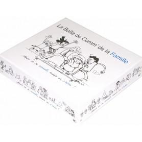 La boîte de Comm' de la Famille