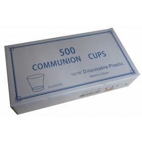 Sainte Cène 500 gobelets plastique Dimension 15 x 16'' - CLC