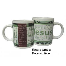 Mug Names of Jesus