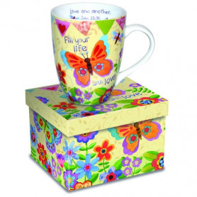 Mug Beautiful Butterfly - Fill your life