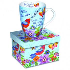 Mug Sing joy