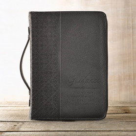 Housse de Bible Large Guidance Black