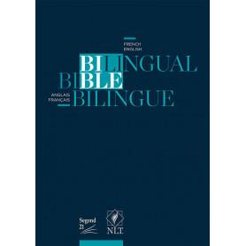 Bible bilingue français/anglais - S21/NLT - brochée