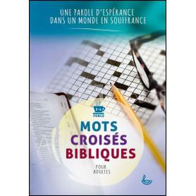 Mots croisés bibliques pour adultes – Editions LLB