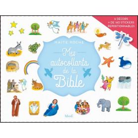 Mes autocollants de la Bible - pochette– Maïté Roche