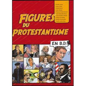 Figures du protestantisme en BD – Editions du Signe