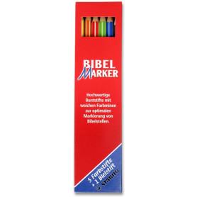 Crayons de couleur pour Bible - 71330
