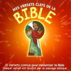 Mes versets clefs de la Bible – Editions CLC