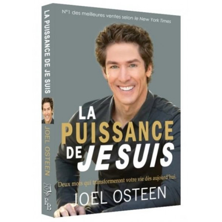 La puissance de Je suis – Joël Osteen