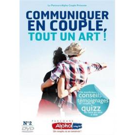 DVD Communiquer en couple, tout un art - Alpha Couple Soirée 2