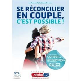 DVD Se réconcilier en couple, c'est possible - Alpha Couple Soirée 4