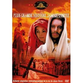 DVD La plus grande histoire jamais contée