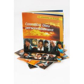 Connaître Dieu personnellement – Brochure avec photos