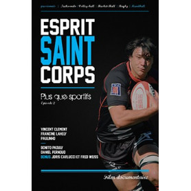 DVD Esprit saint corps saint 2 Plus que sportifs