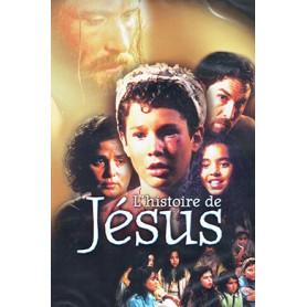 DVD L'histoire de Jésus pour les enfants