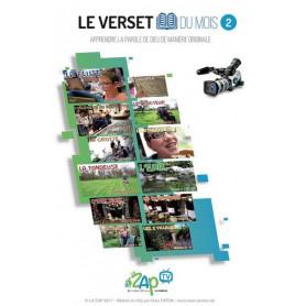 DVD Le verset du mois 2 - La ZAP