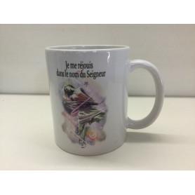 Mug Je me réjouis dans le nom du Seigneur – MU2000043