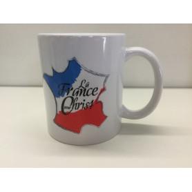 Mug La France pour Christ – MU2000049