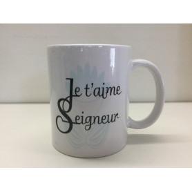 Mug Je t'aime Seigneur – MU2000062