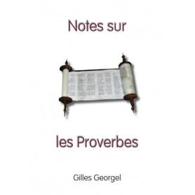 Notes sur les Proverbes – Gilles Georgel