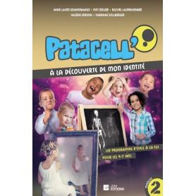 Patacell 2 - A la découverte de mon identité (4 à 7 ans)
