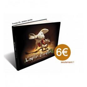 Les aventures de Lapin Zinzin - format de poche