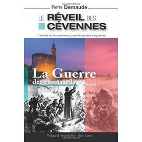 Le réveil des Cévennes – La Guerre des camisards – Tome 2 – Pierre Demaude